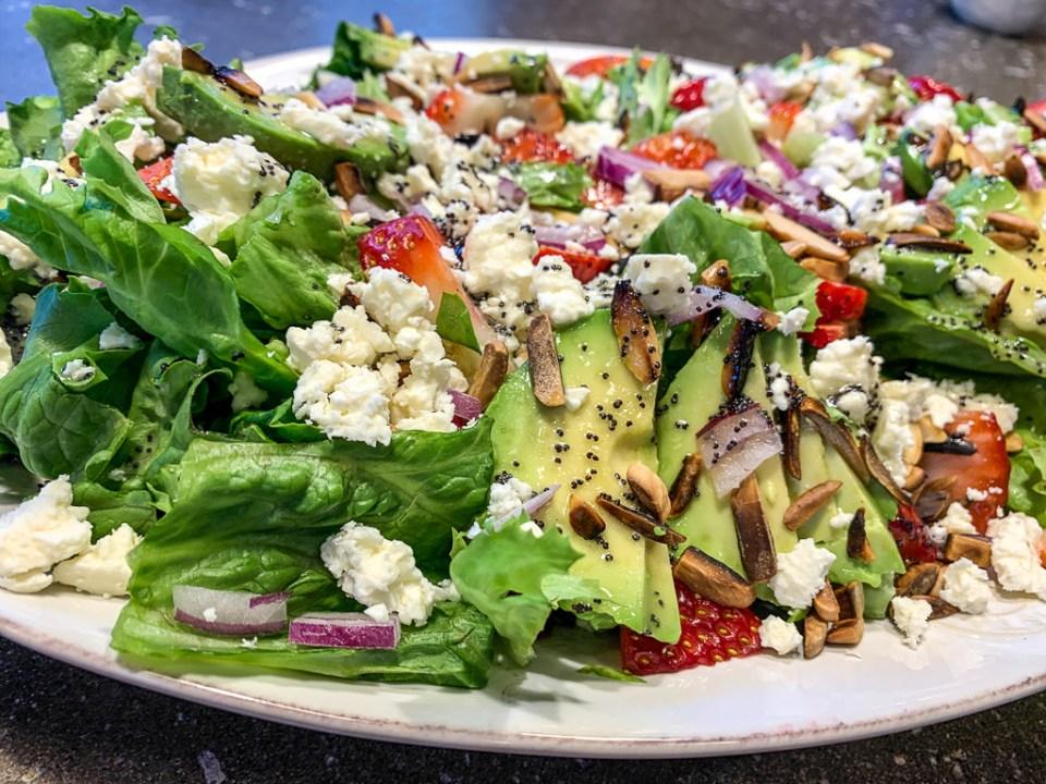 Salad Time: 3ten.ca