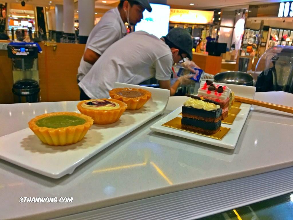 Chizu Drink Sushi Cake