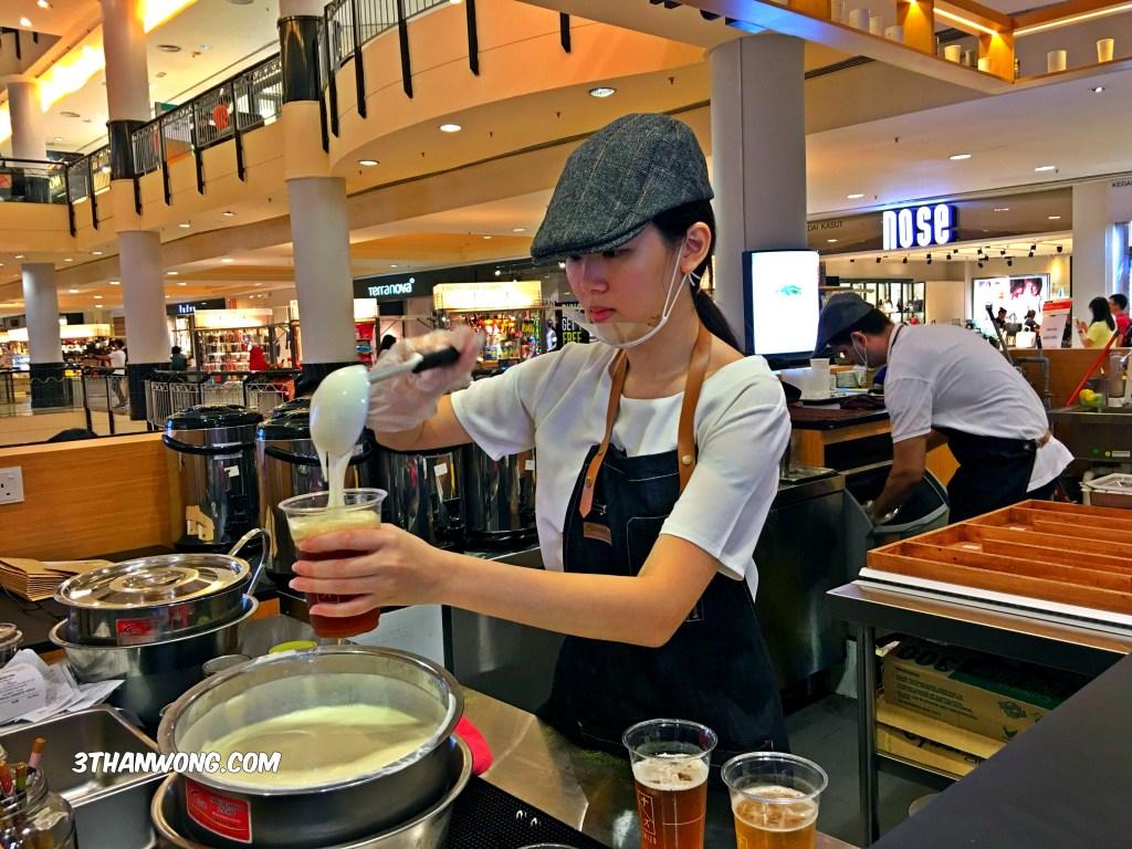 Chizu Drink Barista