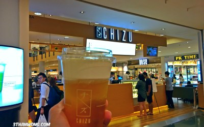 CHIZU Drink Japanese Cheese Tea – A Game Changing Tea Culture or Not?
