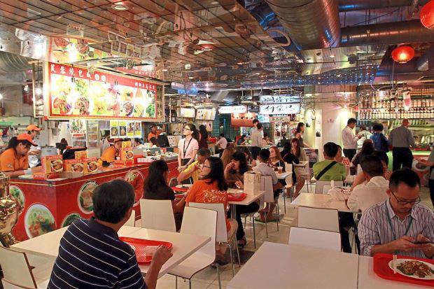 Lot 10 Hutong Food Court