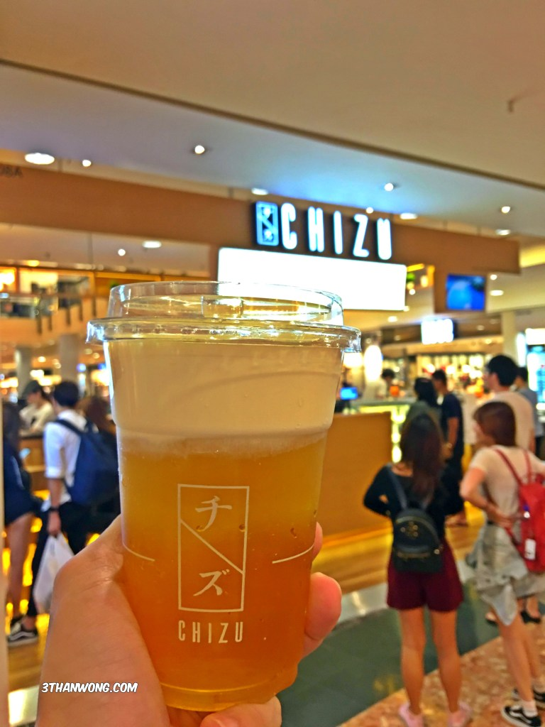 Chizu Drink Cheese Tea