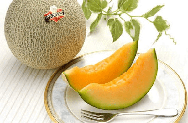cantaloupe honey dew