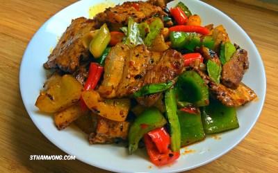 Sichuan Twice Cooked Pork Recipe – Hui Guo Rou 四川回锅肉秘方