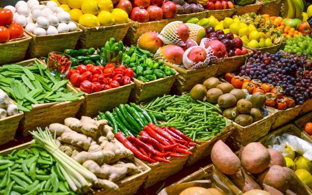 List of Vegetables – Complete List