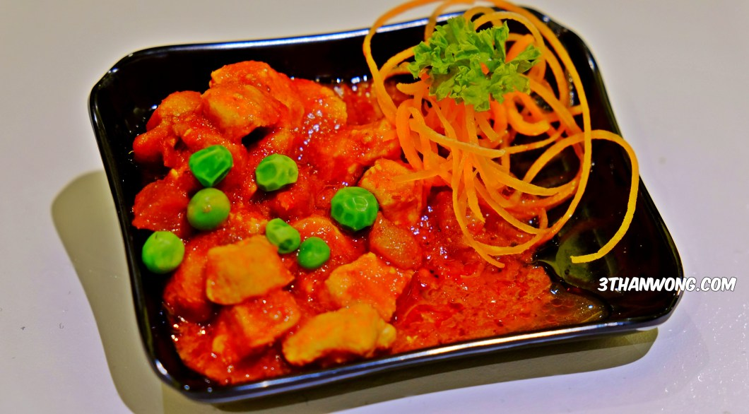 malay tomato chicken