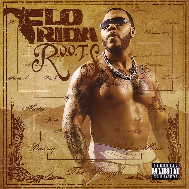 Flo Rida-R.O.O.T.S [Front]