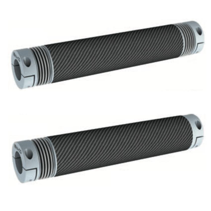 Arbre flexible carbone à soufflet SWEB