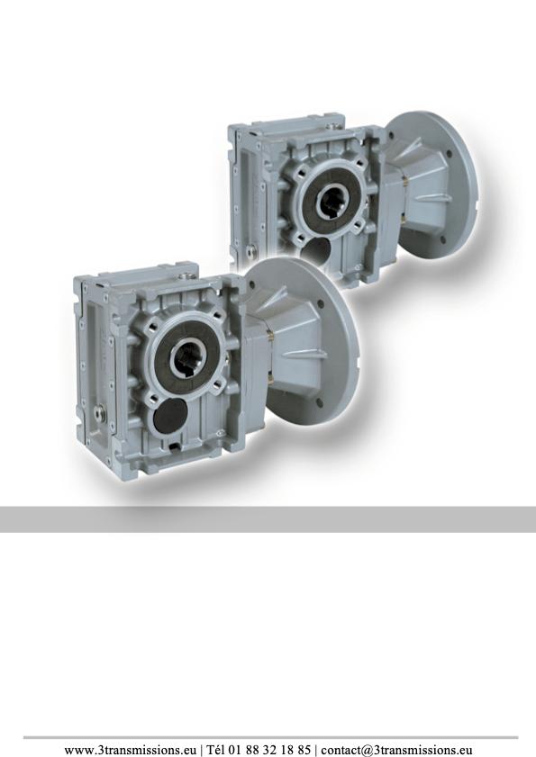 gamme afm reducteur helical