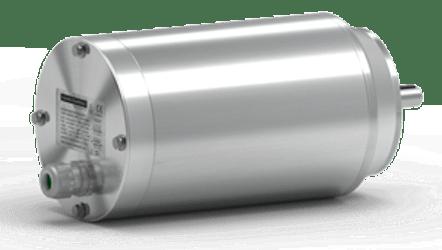 Moteur électrique corps aluminium