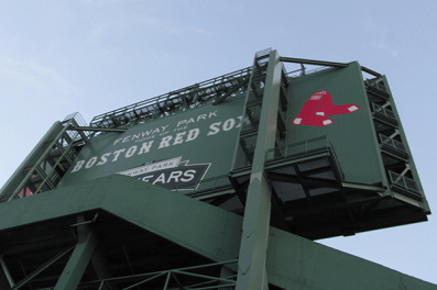 Boston Fun Facts: Green Monster has its own color