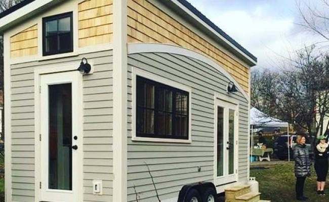Handcrafted Tiny House For Sale In Vermont