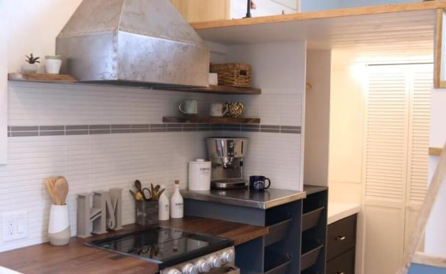 31ft Legacy Tiny House By Handcrafted Movement