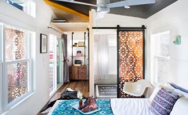Double Thow Tiny Home In Austin Texas