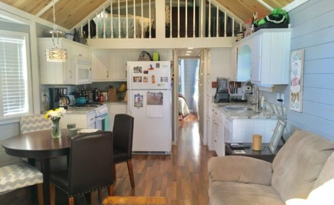 385 Sq Ft Park Model Tiny House For Sale In Alabama
