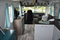 Remodeled School Bus Conversion (Skoolie) For Sale
