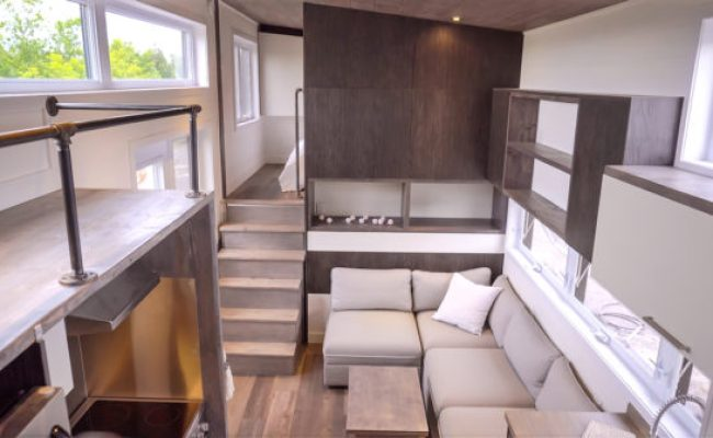 This Big Modern Tiny House Is Pure Luxury