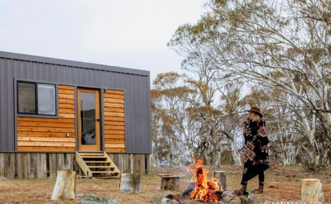 New South Wales Off Grid Tiny House