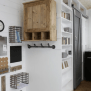 Open Concept Tiny House With Diy Elevator Bed That Hides