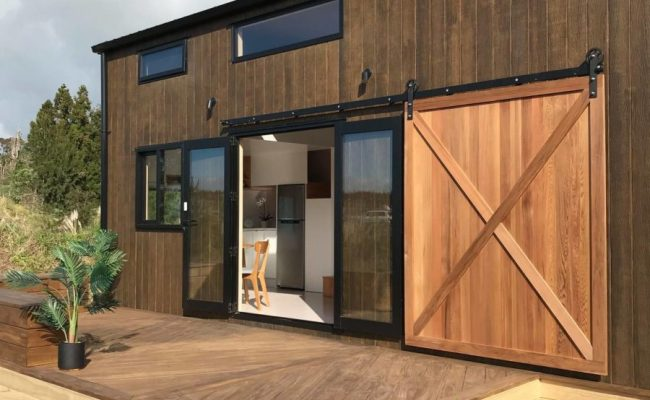 Pohutukawa Tiny House New Zealand Builders Show Home