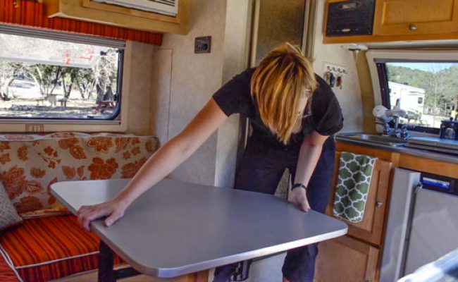 Couple Living In A Tab Teardrop Trailer Full Time Video