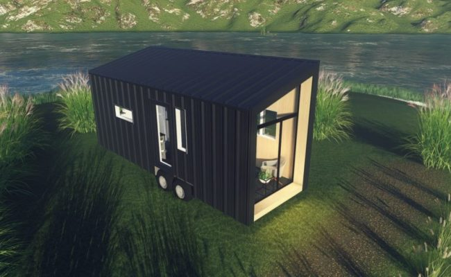 Budget Tiny House By New Frontier Tiny Homes