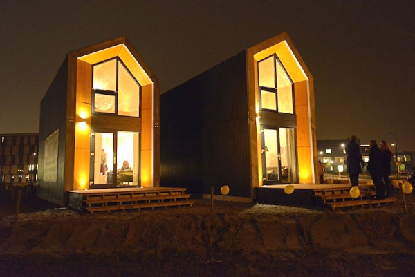 Heijmans ONE Prefab Tiny Houses