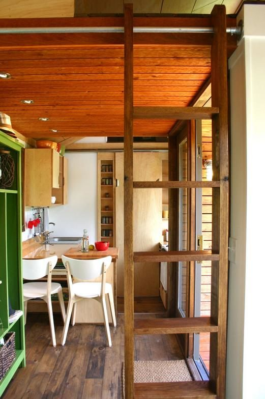 If You're Tall Consider This Tiny House Design