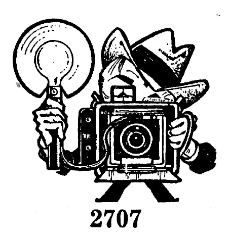 Scanning Around With Gene: Profile of An Early Clip Art
