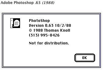 The Visual Evolution of Photoshop: Icons, Interfaces, and