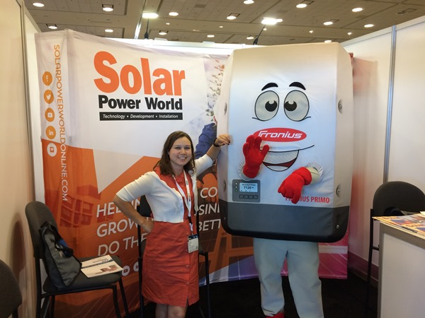12 Things We Loved At Intersolar North America