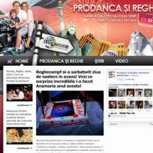 Două site-uri pentru două emisiuni | site mass-media