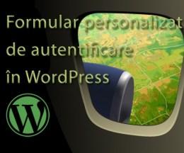 Cum poți crea un formular personalizat de autentificare în WordPress