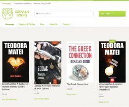 Corylus Books – librărie online