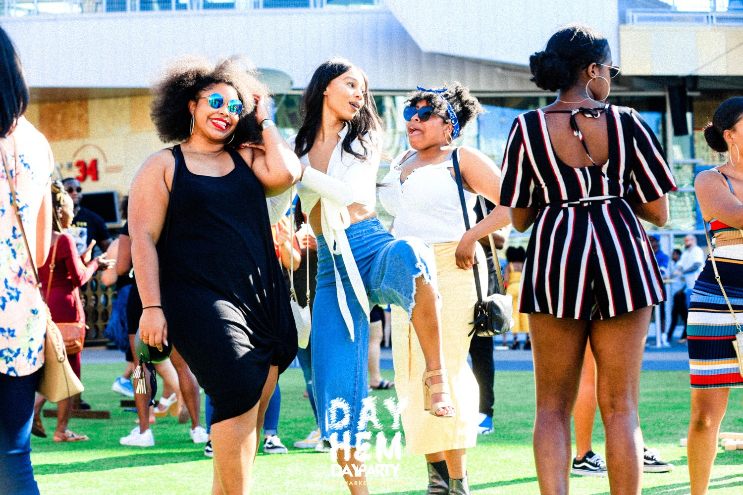 {PICS} 08.18.19 – Dayhem Day Party @ Target Field {Part 2}