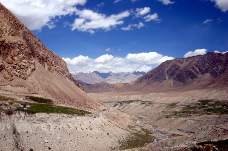 Vistas that will blow your mind await you at every bend of the road in Ladakh