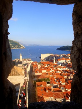 And if we're talking Orange, could Dubrovnik be behind?