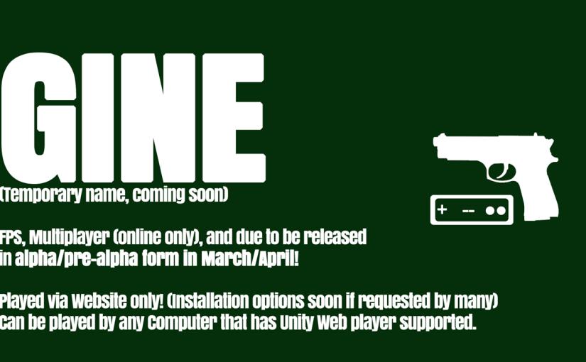 #GINEFPS status: Still Paused