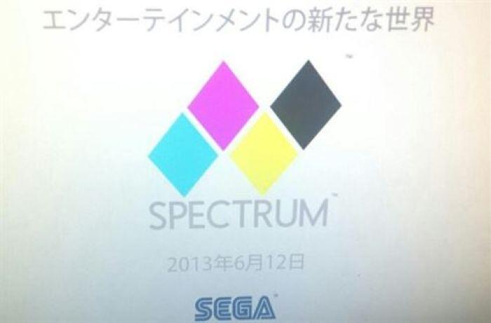 Sneaky SEGA… (SEGA spectrum)
