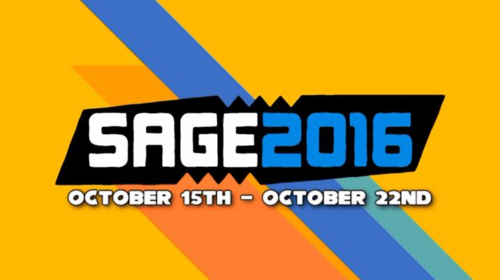 SAGE 2016 - Game Round-Up