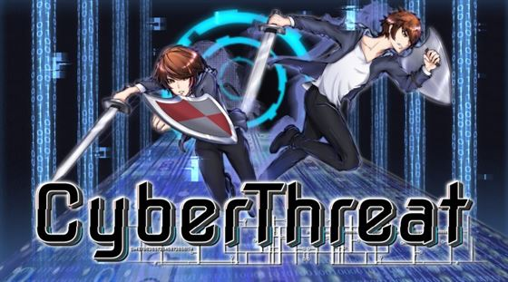 Interview with Conor McKenna on CyberThreat (PC & PS Vita)
