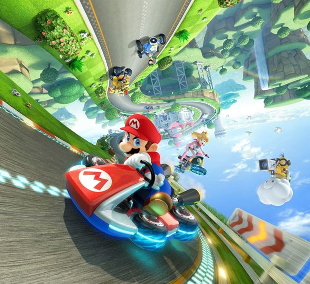 Mario Kart 8 Switch: Wish List - An Article by Dejimon11