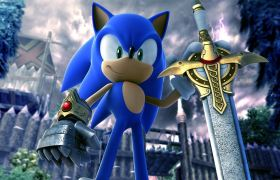 Super Sonic Holiday Dash – Sonic & The Black Knight Review (Nintendo Wii)