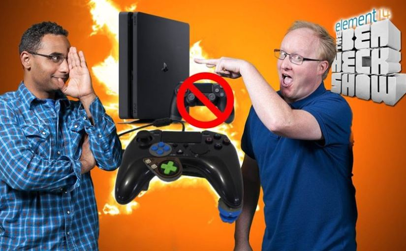 PS4 Accessibility Controllers – The Ben Heck Show