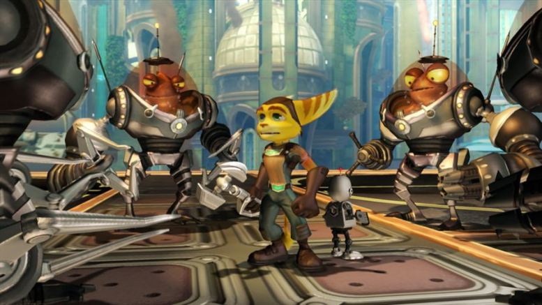 Remembering Ratchet Clank Future Tools Of Destruction 2007
