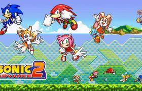 Sonic Advance 2 Review – Game Boy Advance