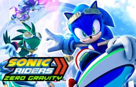 Sonic Riders: Zero Gravity Review – Nintendo Wii & PlayStation 2