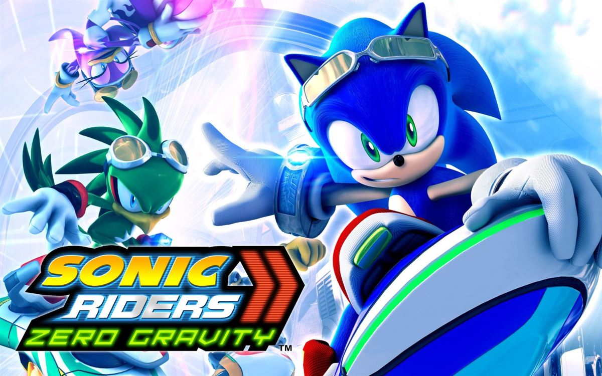 Sonic Riders: Zero Gravity Review - Nintendo Wii & PlayStation 2