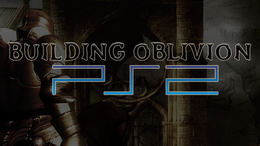 Elder Scrolls Travels: Oblivion (PS2 Build) - PtoPOnline
