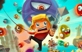 Spheroids Review – PlayStation Vita, PS4, Nintendo Wii U